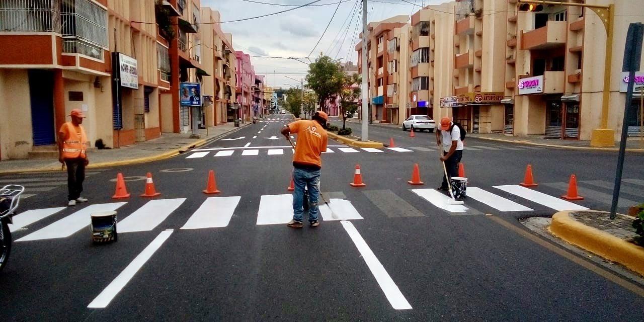 Alcaldía Santiago ha mantenido labores ininterrumpidas durante todo el período de pandemia