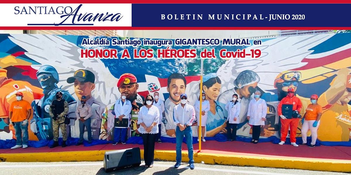 Boletín Municipal Ayuntamiento Santiago Junio 2020