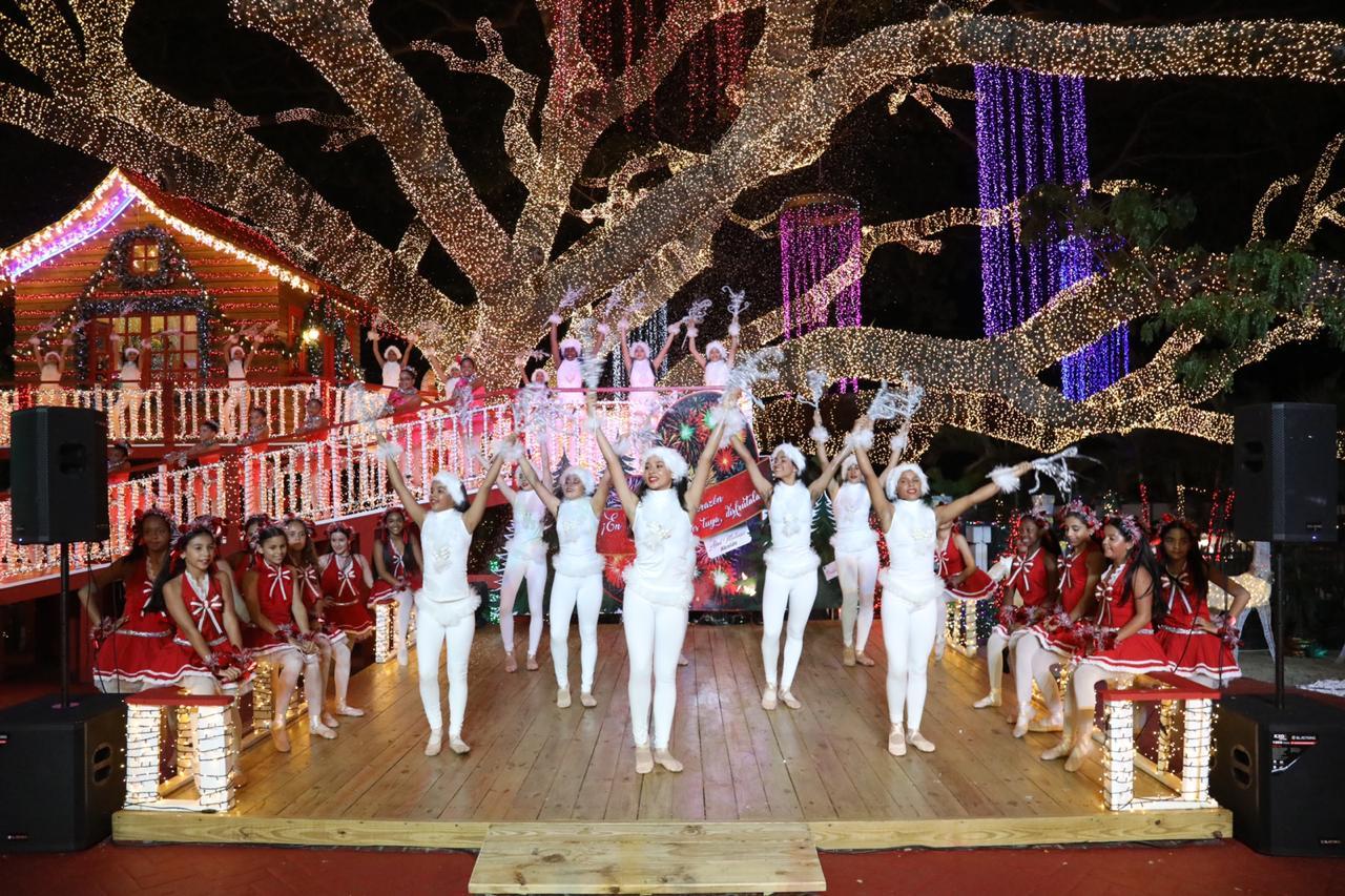 Casita de Santa y Árbol de Navidad en Santiago estarán ausentes este año por Covid-19