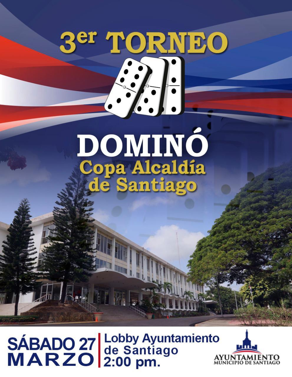 Ayuntamiento de Santiago celebrará tercer torneo de dominó