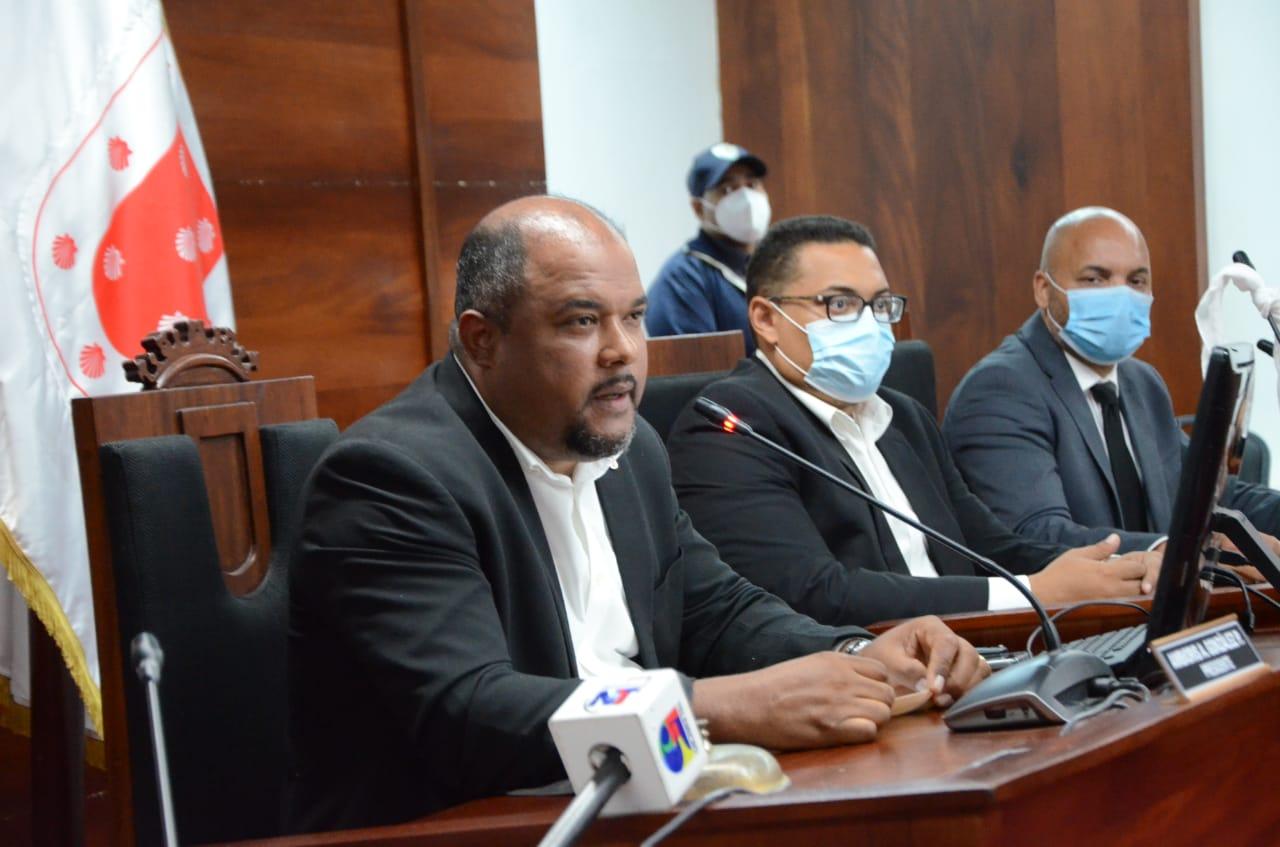 Concejo de Regidores declara tres días de Duelo Municipal por fallecimiento ex alcalde José Enrique Sued