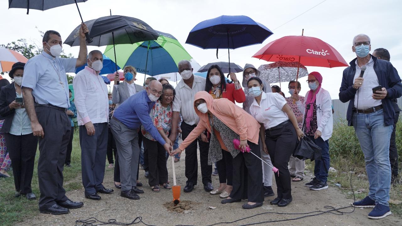 Alcalde Abel Martínez instruye iniciar trabajos construcción templo religioso en Villa Magisterial