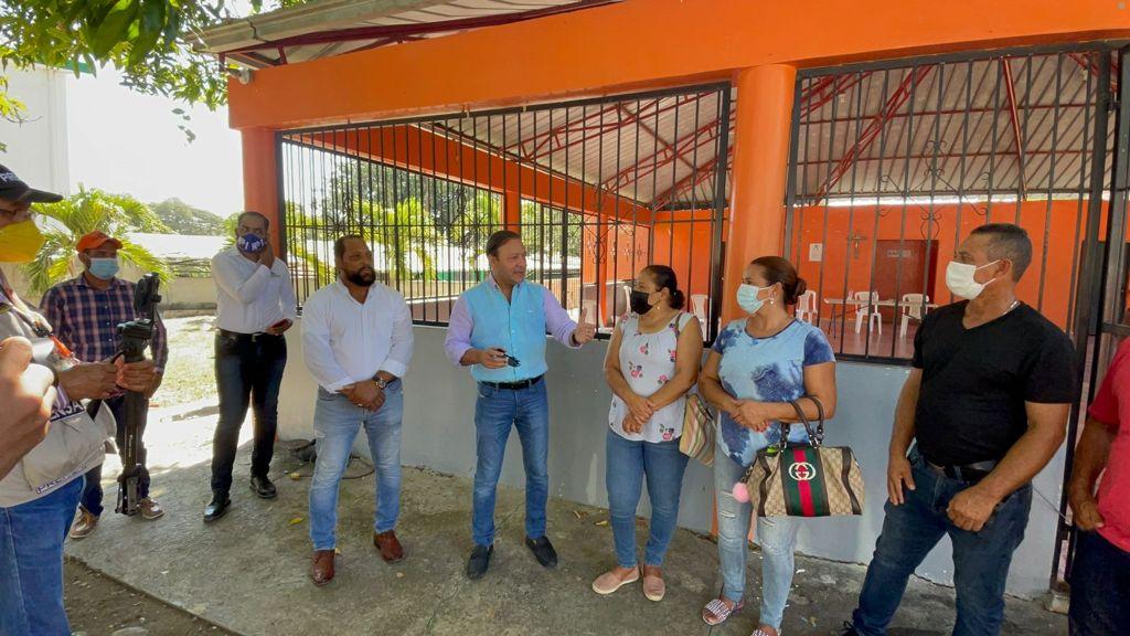 Lee más sobre el artículo Alcaldía Santiago inicia trabajos en cuatro importantes obras comunitarias